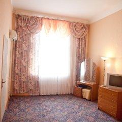 Гостиница Пансионат Кристалл Улучшенный люкс с разными типами кроватей