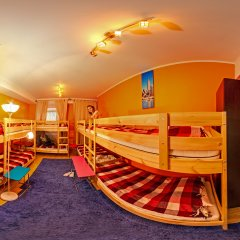 Хостел на Мясницкой Кровать в общем номере фото 5