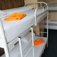 Хостел Зебра Кровать в общем номере двухъярусные кровати фото 4