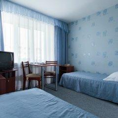Гостиница AMAKS Центральная Номер Эконом разные типы кроватей фото 8