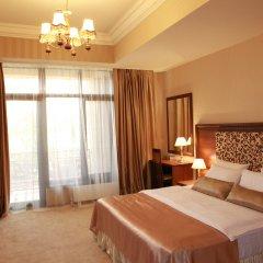 Гостиница Золотой Дельфин 3* Люкс с различными типами кроватей фото 9