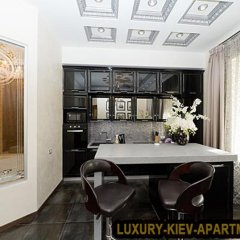 Апартаменты Luxury Kiev Apartments Крещатик Апартаменты с 2 отдельными кроватями фото 6