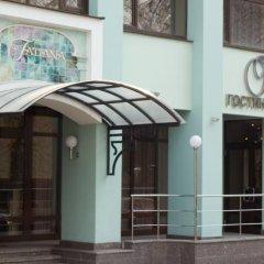 Гостиница Татьяна вид на фасад фото 4