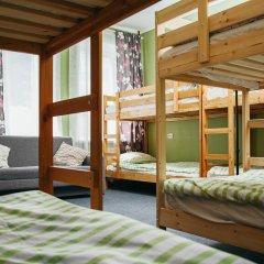 Хостел Достоевский Кровать в мужском общем номере с двухъярусными кроватями фото 7