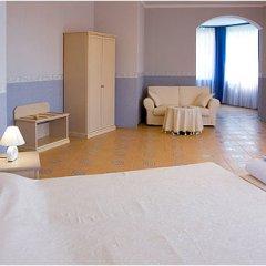 Гостиница Спарта Апартаменты с различными типами кроватей фото 5