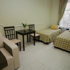 Мини-Отель Новый День Номер Эконом разные типы кроватей фото 4