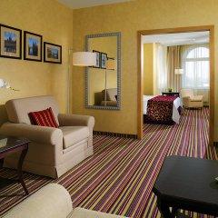 Гостиница Кортъярд Марриотт Санкт-Петербург Васильевский комната для гостей фото 7