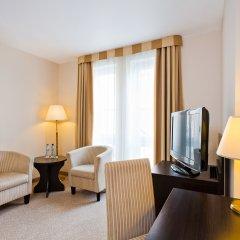 Qubus Hotel Wroclaw 4* Стандартный номер с различными типами кроватей фото 6