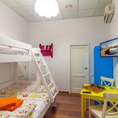 Хостел Друзья на Литейном Номер с различными типами кроватей (общая ванная комната) фото 2