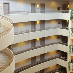 Гостиница Holiday Inn Moscow Seligerskay интерьер отеля фото 2