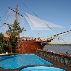 Гостиница Альтримо бассейн