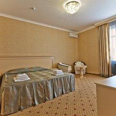 Гостиница Триумф 4* Люкс с различными типами кроватей