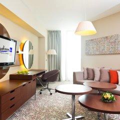 Гостиница Radisson Blu Resort & Congress Centre, Сочи комната для гостей фото 6