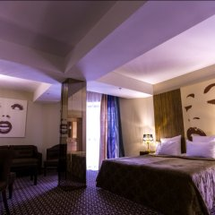 Гостиница Денарт комната для гостей фото 3