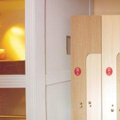 Отель Привет Кровать в женском общем номере фото 5