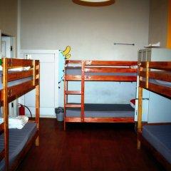 Хостел Old Flat на Советской Кровать в общем номере с двухъярусной кроватью фото 3