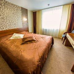 Гостиница Аврора 3* Стандартный номер с двумя спальнями с разными типами кроватей фото 5