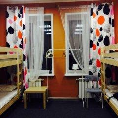 Хостел Достоевский Кровать в женском общем номере с двухъярусными кроватями фото 12