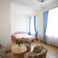 Villa des Roses Hotel 3* Стандартный номер с различными типами кроватей фото 3