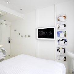 BLC Design Hotel 3* Стандартный номер с различными типами кроватей фото 7