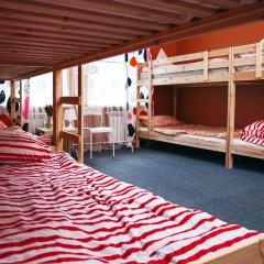 Хостел Достоевский Кровать в женском общем номере с двухъярусными кроватями фото 10