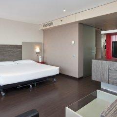 Отель ILUNION Barcelona 4* Люкс с различными типами кроватей