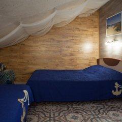 Мини-отель Бархат Номер Комфорт разные типы кроватей фото 5