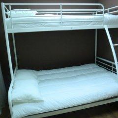 Хостел Африка Номер с различными типами кроватей (общая ванная комната) фото 4