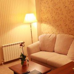 Гостиница Золотой Дельфин 3* Люкс с различными типами кроватей фото 8