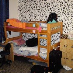 Хостел Наполеон Кровать в общем номере с двухъярусной кроватью фото 8