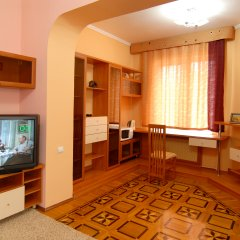 Гостиница Форсаж Апартаменты с различными типами кроватей фото 3