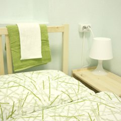 АХ отель на Комсомольской 2* Номер Эконом разные типы кроватей (общая ванная комната)