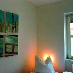 Отель Arte Luise Kunsthotel 3* Номер с общей ванной комнатой фото 2