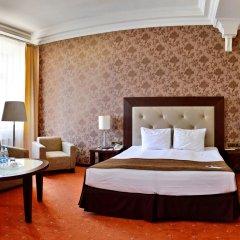 Гостиница Петро Палас 5* Номер Делюкс с разными типами кроватей