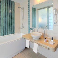 Гостиница Ривьера 4* Люкс с различными типами кроватей фото 3