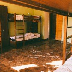 Хостел Элементарно Кровать в общем номере с двухъярусной кроватью фото 8
