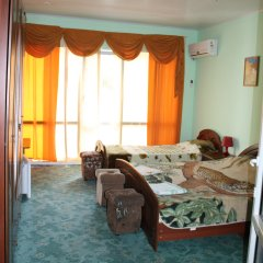 Отель Бегущая по Волнам 2* Стандартный семейный номер фото 8