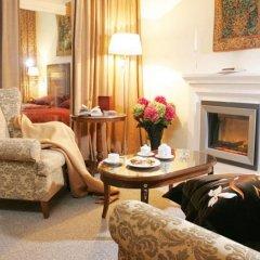 Гранд Отель Поляна 5* Семейный люкс с двуспальной кроватью фото 5