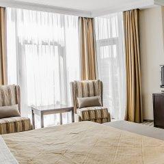 Гостиница Aquamarine Resort & SPA (бывший Аквамарин) 5* Люкс с двумя спальнями с различными типами кроватей фото 5