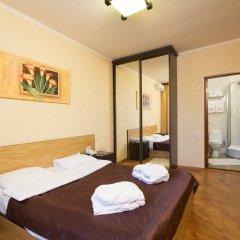 Гостиница Ночной Квартал комната для гостей