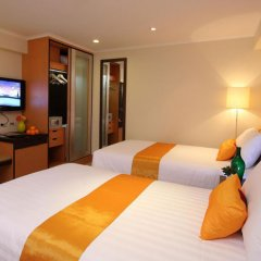 Отель Citin Pratunam Bangkok By Compass Hospitality 3* Улучшенная студия фото 19