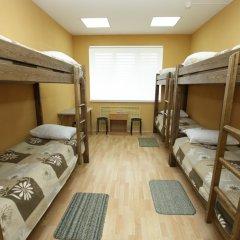 Мини-Отель Петрозаводск 2* Кровать в общем номере с двухъярусной кроватью фото 7