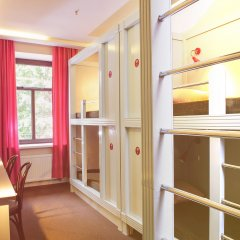 Отель Привет Кровать в общем номере фото 4
