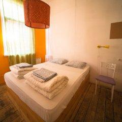 Хостел Fabrika Moscow Номер Эконом с разными типами кроватей (общая ванная комната) фото 5