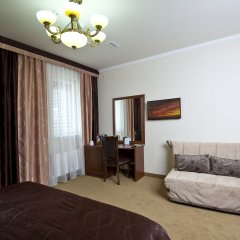 Гостиница Amici Grand 4* Полулюкс с разными типами кроватей