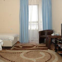 Отель Сил Плаза 3* Стандартный номер разные типы кроватей фото 7