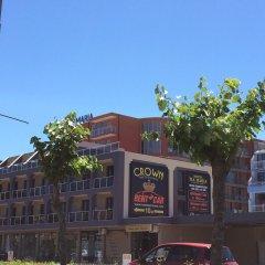 TM Deluxe Hotel вид на фасад фото 3