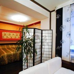 Гостиница Бон Ами 4* Студия разные типы кроватей фото 3