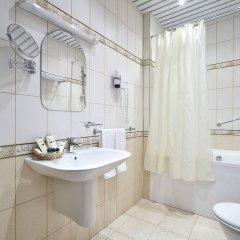 Гостиница Славянка Москва 3* Люкс с различными типами кроватей фото 7