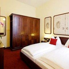 Отель Theaterhotel Wien 4* Улучшенный номер с разными типами кроватей